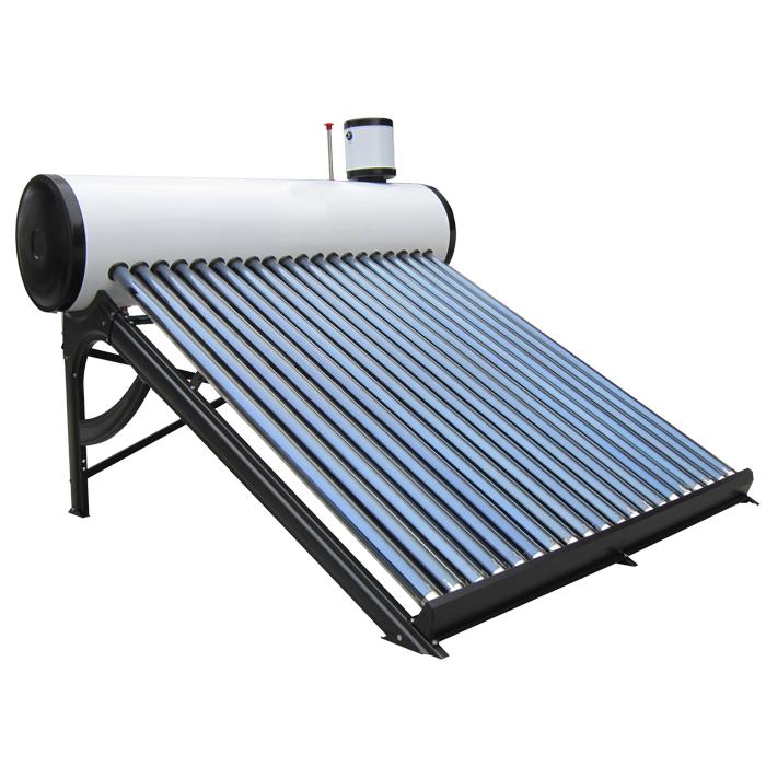 سخان ماء بالطاقة الشمسية غير مضغوط - 150 لتر
