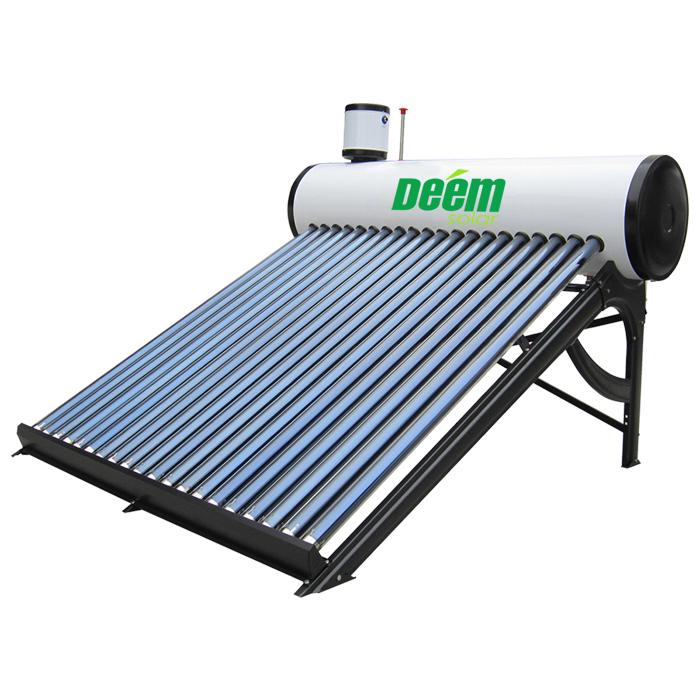 سخان ماء بالطاقة الشمسية غير مضغوط - 360 لتر