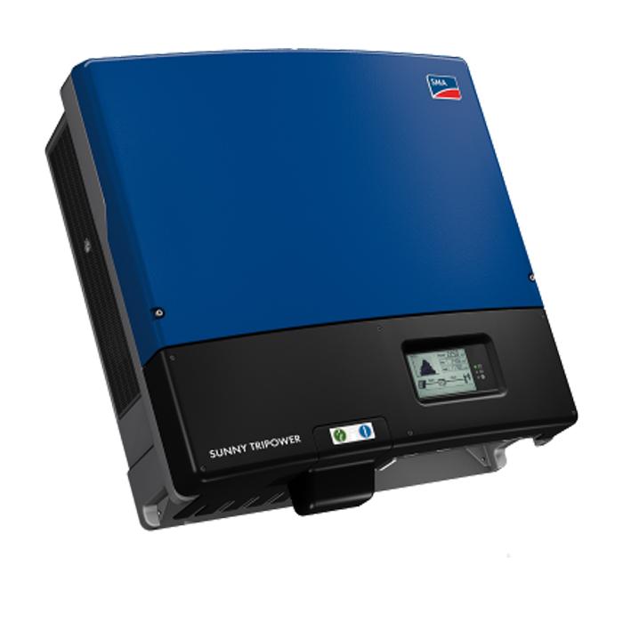 محول الطاقة الشمسية  8000 واط متصل بالشبكة
