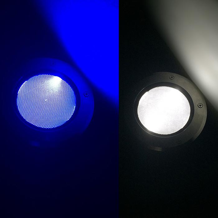 Solar Underground Lights Outdoor Landscaping LED Lamps ESL-01